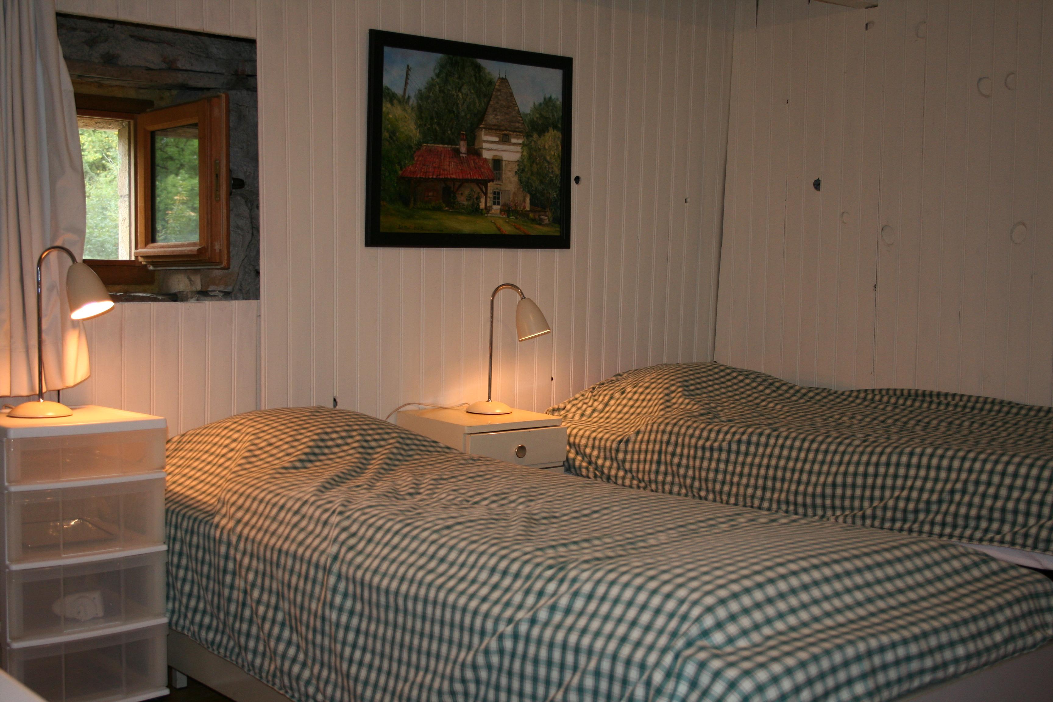 slaapkamer franse sfeer